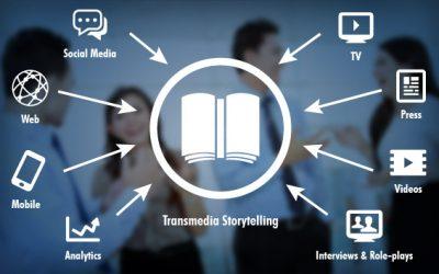 Transmedia storytelling.